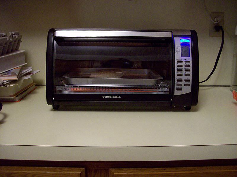 Energy Efficient Toaster Oven