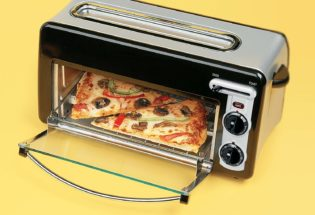 Top Under Cabinet Toaster Oven Reviews 2018