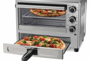 Oster Convection Oven with Dedicated Pizza Drawer TSSTTVPZDS Review