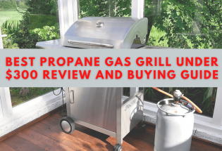 Best Propane Gas Grill Under $300 in 2021 Review and Buying Guide